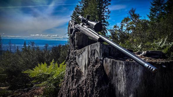 Helix 6 Precision Barrel in Rifle