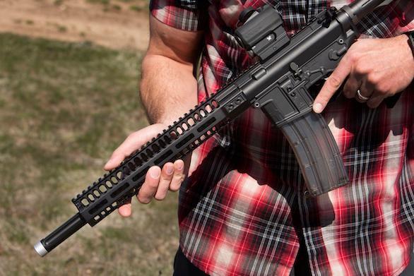 2A Armament AR 22LR