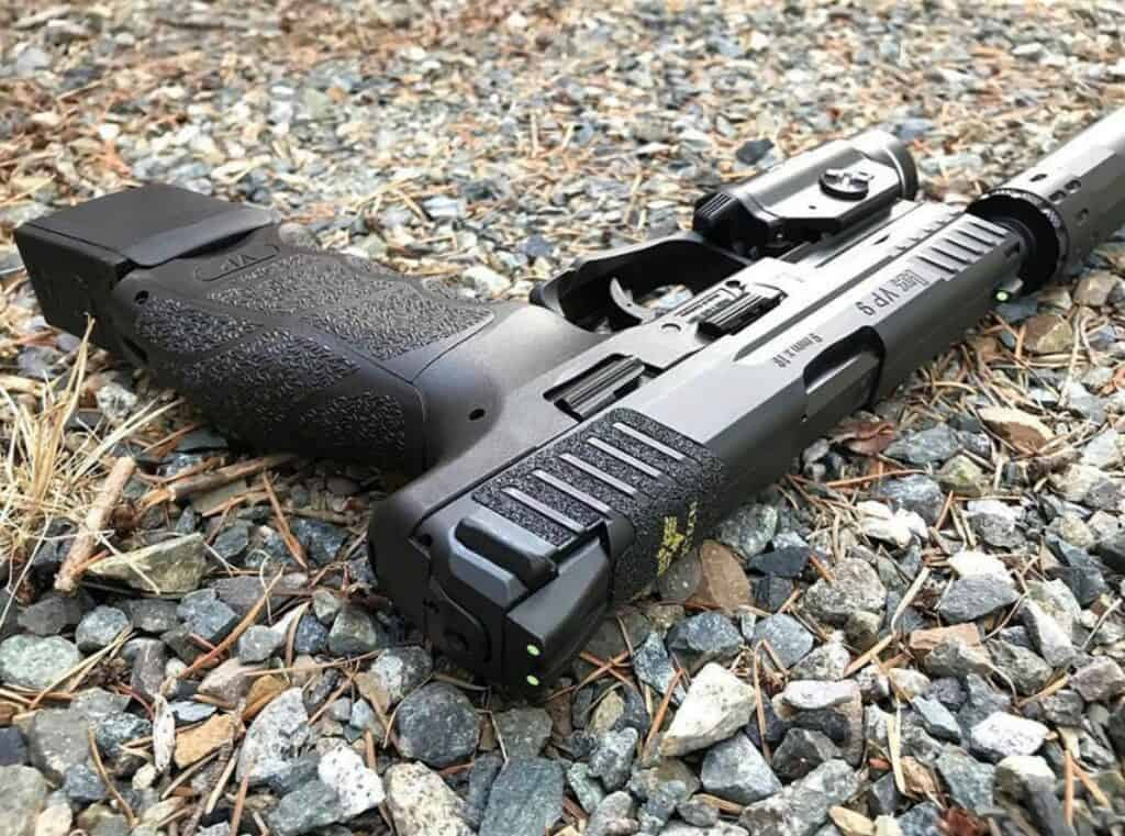 ArachniGRIP Slide Spider for H&K VP9