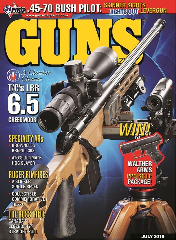 July GUNS Magazine