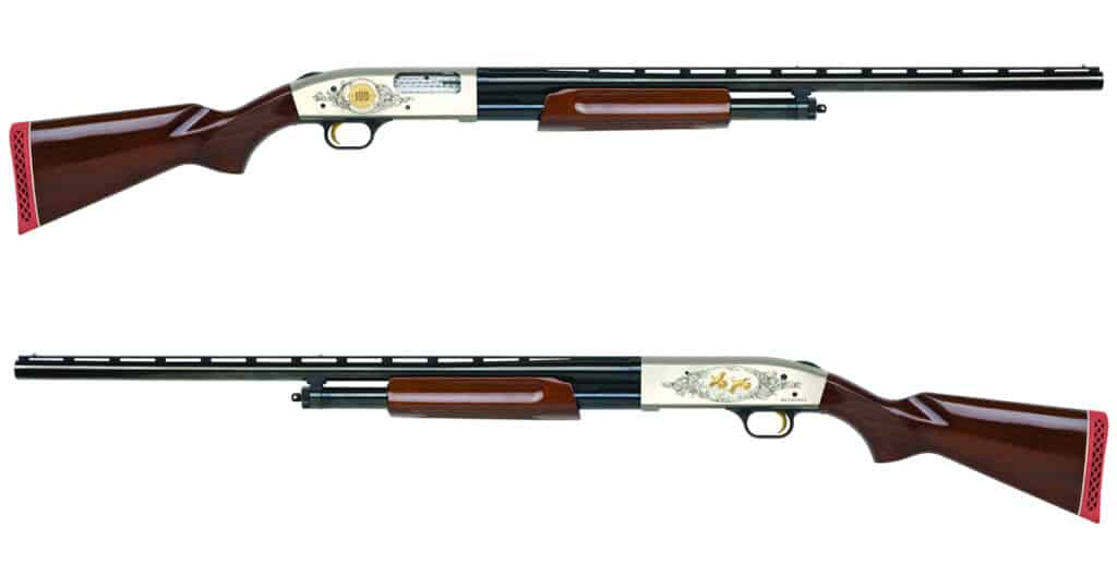 Mossberg 500 Centennial Limited Edition Shotgun