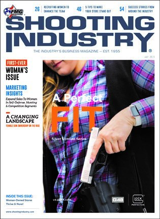 Shooting Industry Womans Issue