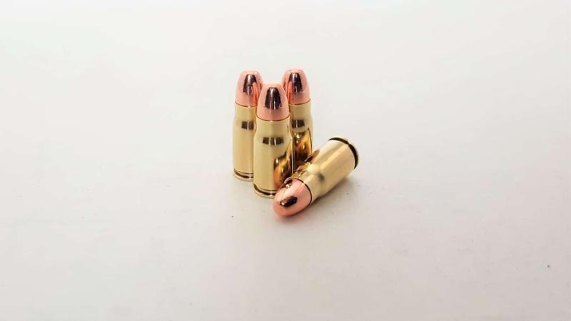 Steinel 8x22mm Ammunition