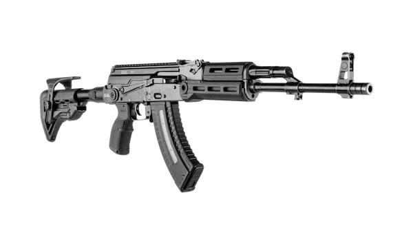 AK Vanguard on AK Rifle