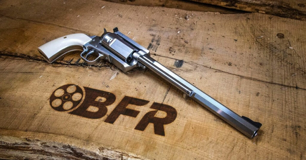 Biggest Finest Revolver - BFR