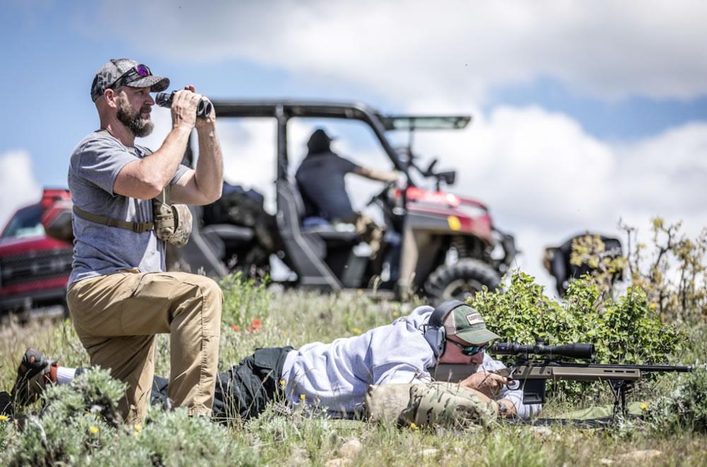 Outdoor Solutions Long-Range Shooting Schools