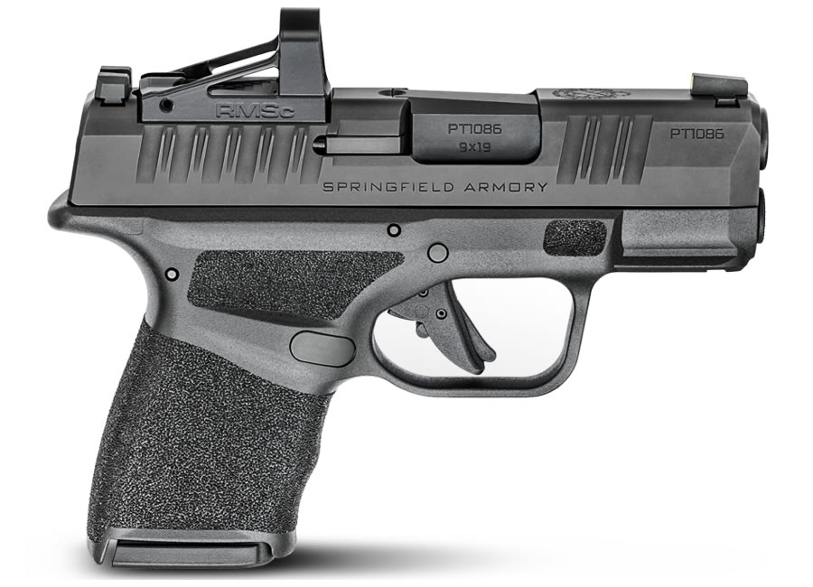 Springfield Armory Hellcat Micro-Compact 9mm OSP