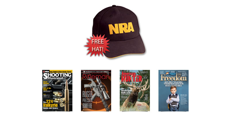 NRA Membership Includes