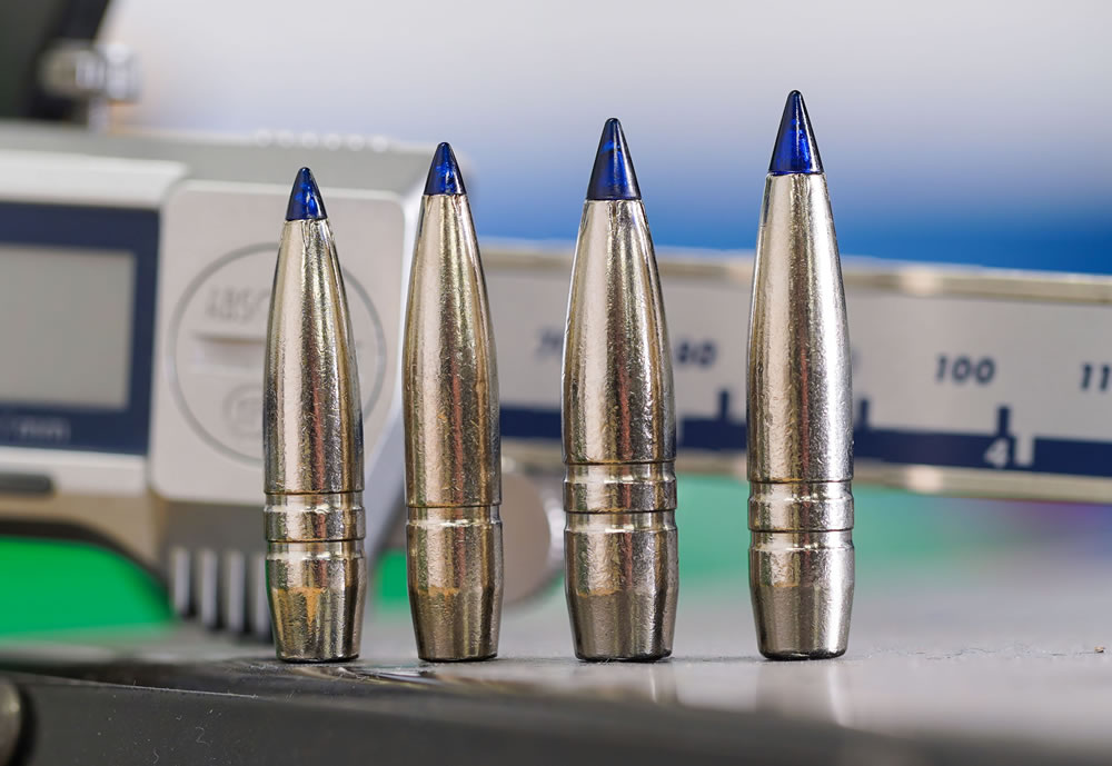 Federal Component Bullets for Reloading