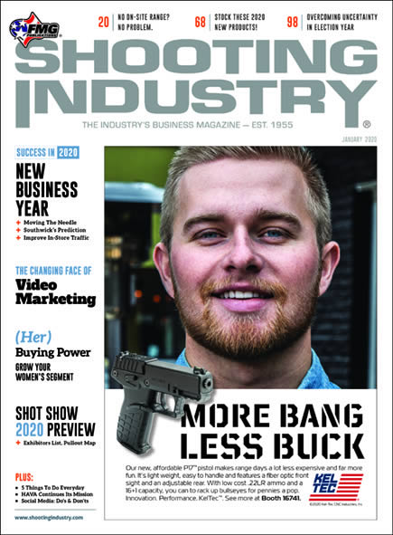 Shooting Industry 2020 New Product Showcase