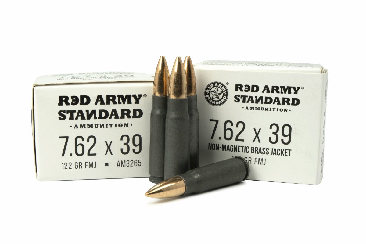 Red Army Standard Ammunition