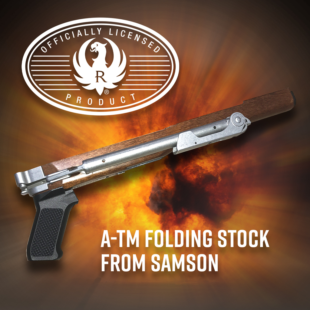 A-TM Folding Stock