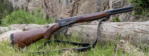 BHA's Model 89 500 S&W rifle