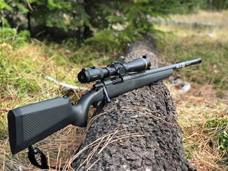 Helix 6 Savage Rifle