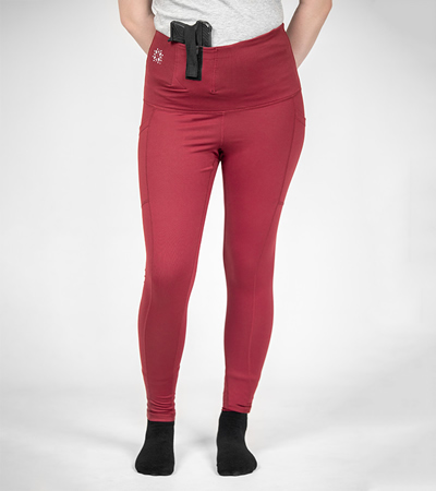 Athletic Concealed Carry Leggings