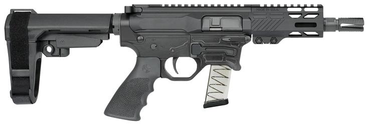 BT-9 9mm AR Pistol