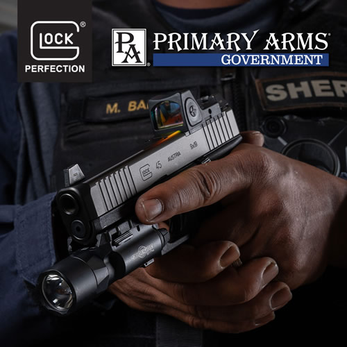 PA Government Glock