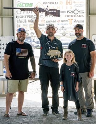 Tucker Schmidt Wins Pigg River Precision PRS Match