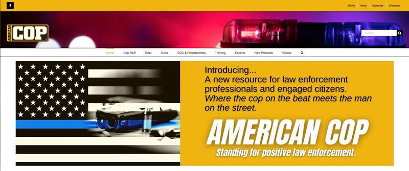 American Cop Magazine