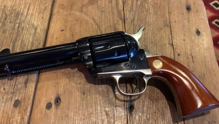 Cimarron Firearms Pistoleer Manufactured by Uberti
