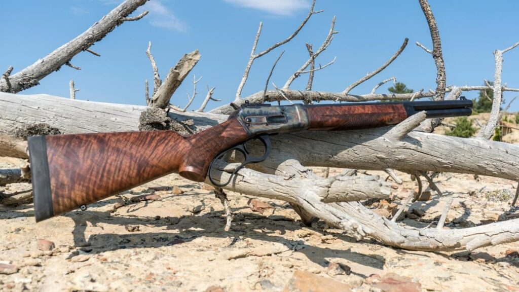 Collector Grade Walnut Stocks at Big Horn Armory