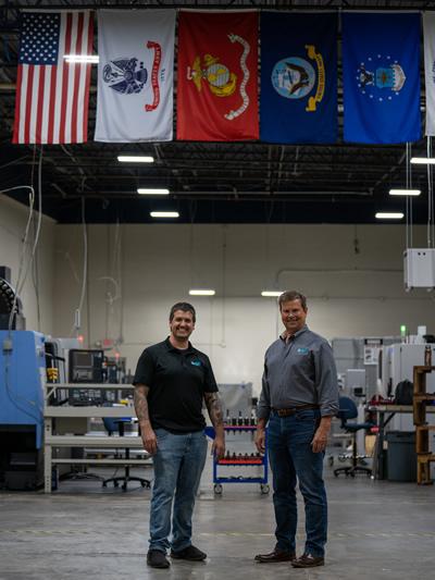 KGM Technologies Leadership - Kyle Grob & Richard Cope