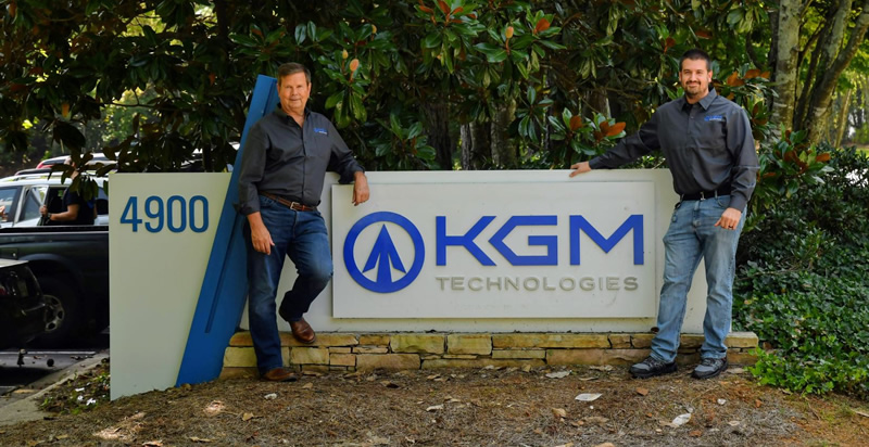 KGM Technologies Leadership - Richard Cope & Kyle Grob