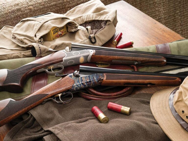 TriStar Bristol Side-by-Side Shotguns