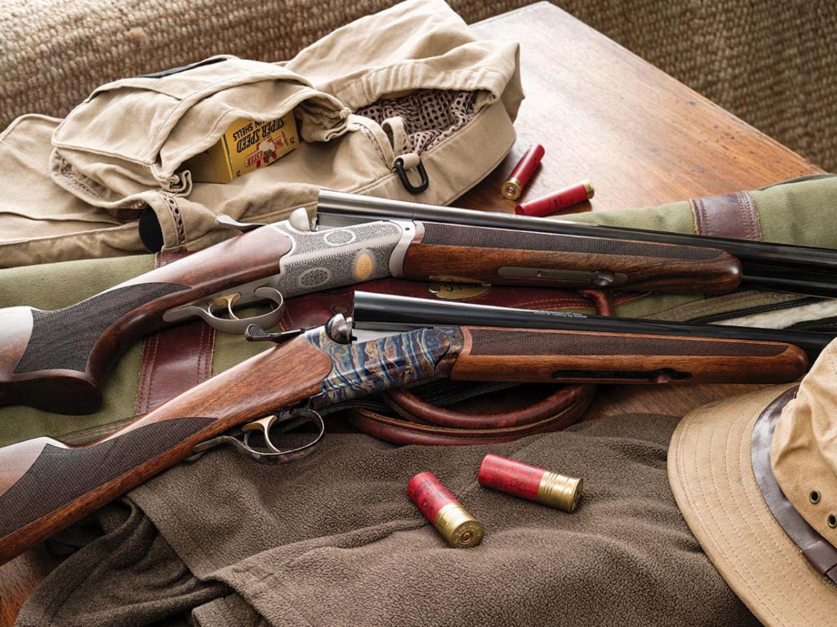 TriStar Bristol Side-by-Side Shotguns