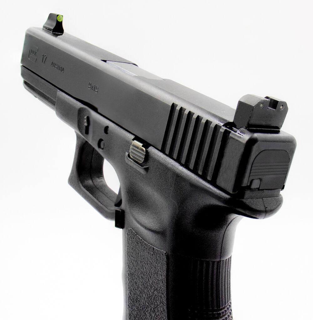 XS R3D Suppressor Height - Green