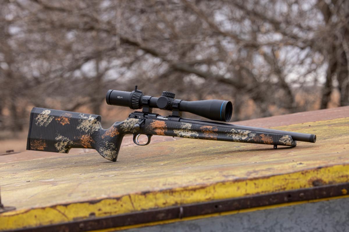 CZ-USA 457 VPT MTR Precision Rimfire Rifle