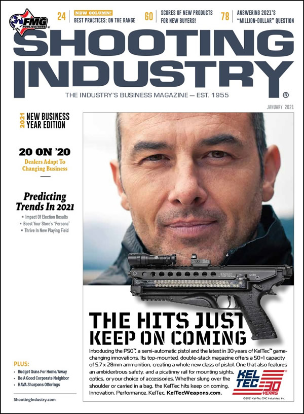 Shooting Industry Record Demand & Supply Constraints