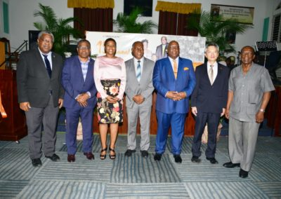 Dignitaries attending the Annual Help-a-Child Program