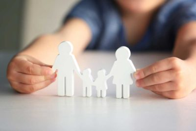 Florida has a predetermined formula set forth by their child support guidelines to determine how much support is owed and by which parent.