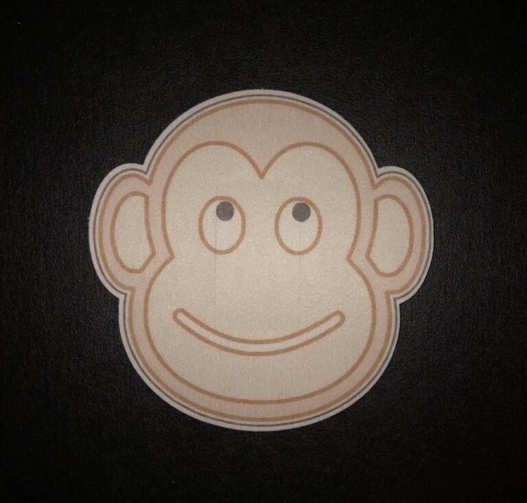 Silly Monkey Designed precut adhesive patch to secure all diabetic devices