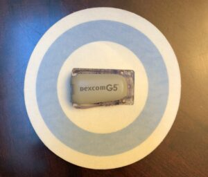 Diabetes Awareness Designed precut adhesive patch to secure all diabetic devices