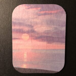 Sunset 2 Designed precut adhesive patch to secure all diabetic devices