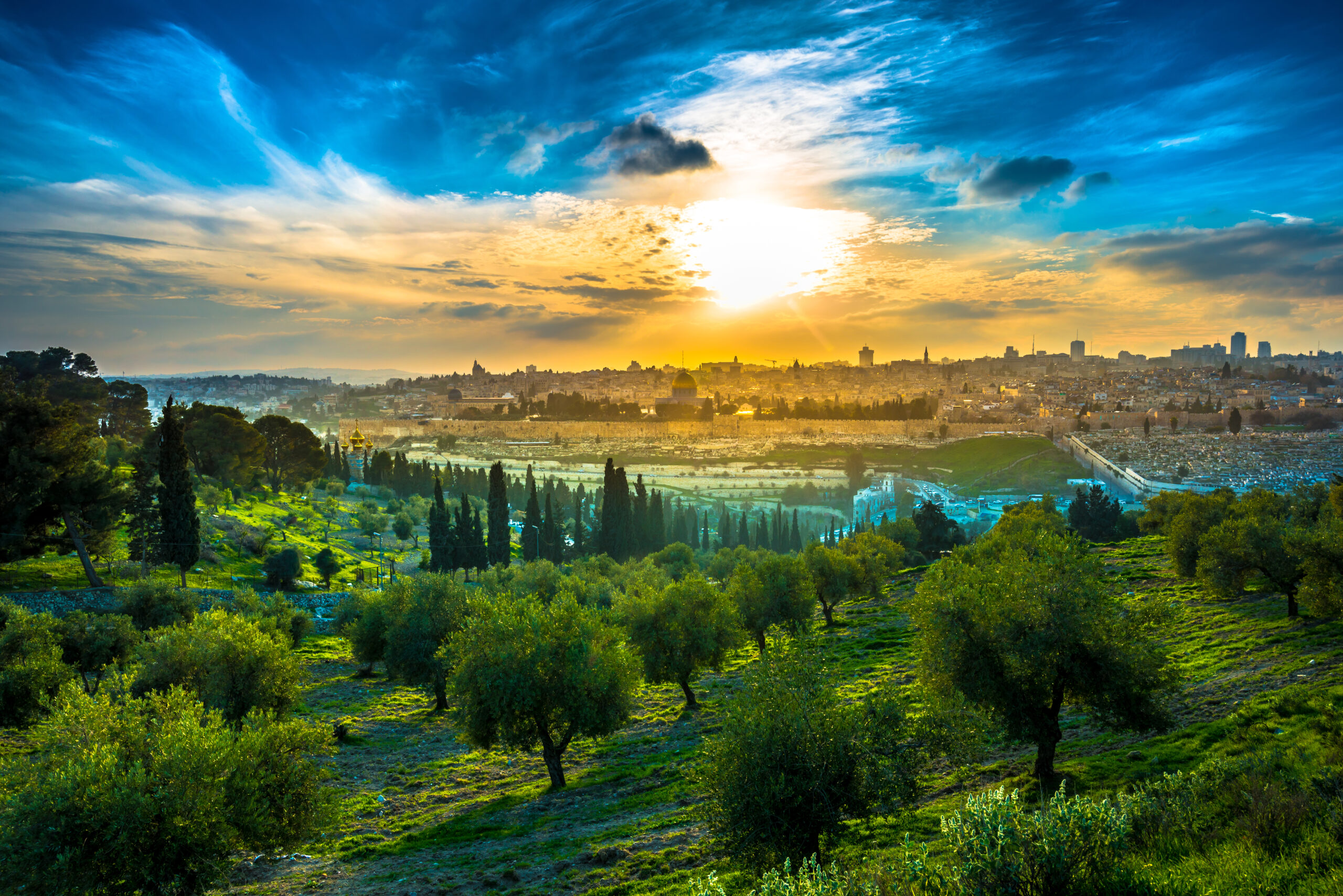Bible Intro - Old Jerusalem