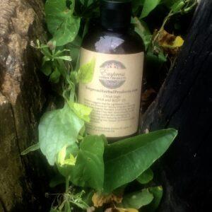 Hemp Hair and Body Oil