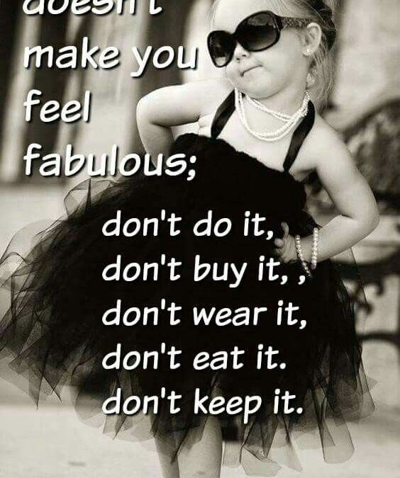 Only The Fabulous