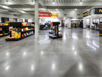 Polished Concrete, Custom Concrete Prep and Polish