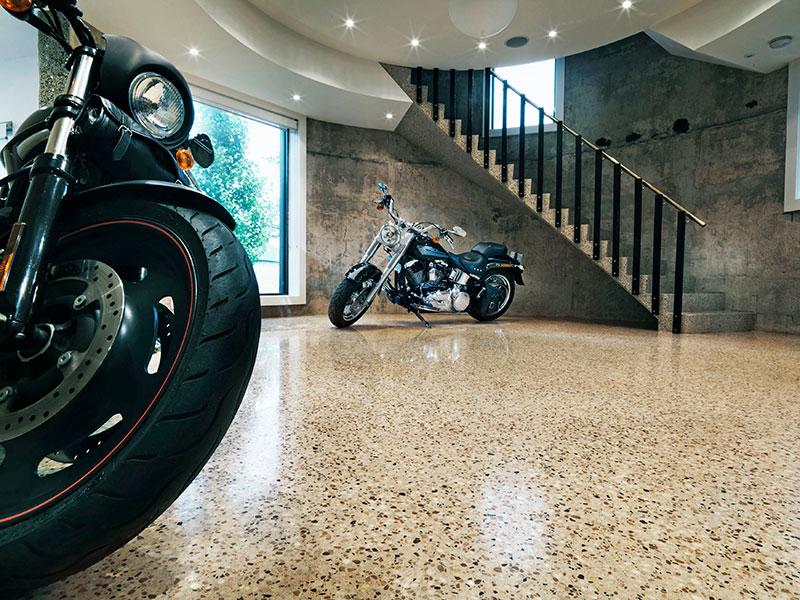 Decorative Concrete in the Design Process Custom Concrete Prep and Polish