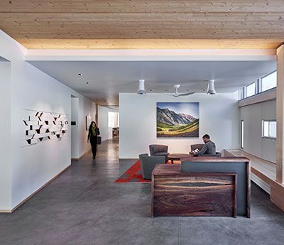 Concrete Flooring is Sustainable