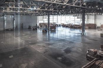 Concrete Floor Joint Maintenance