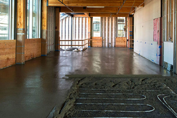 Benefits of Hydronic Radiant Floor Heating