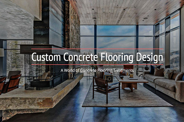 A World of Concrete Flooring Treatments