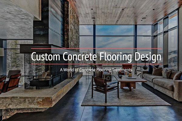 A World of Concrete Flooring Treatments