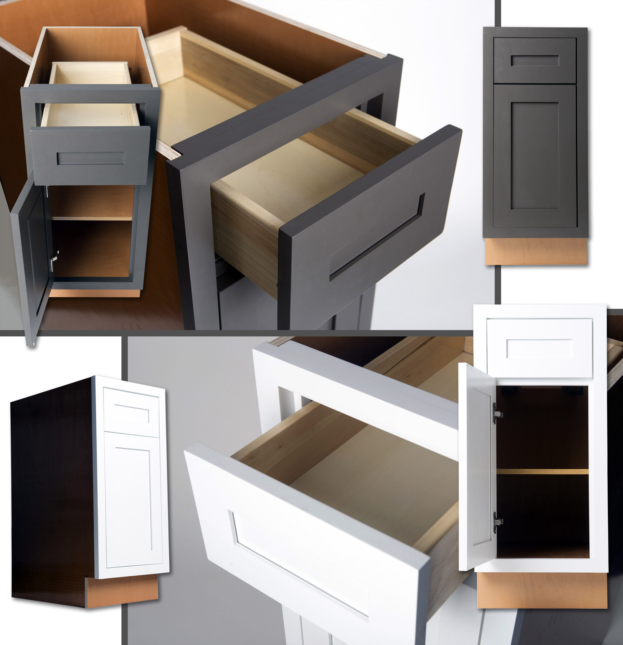 cabinets layout