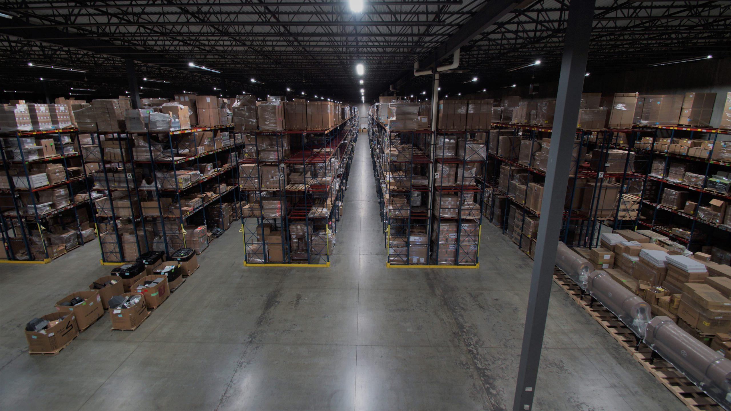 LI Group Warehouse