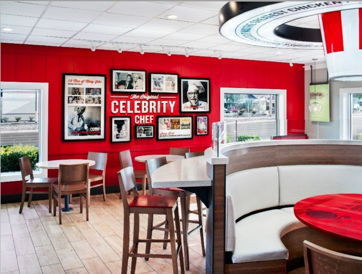 LI Group Logistics Project for KFC Restaurant